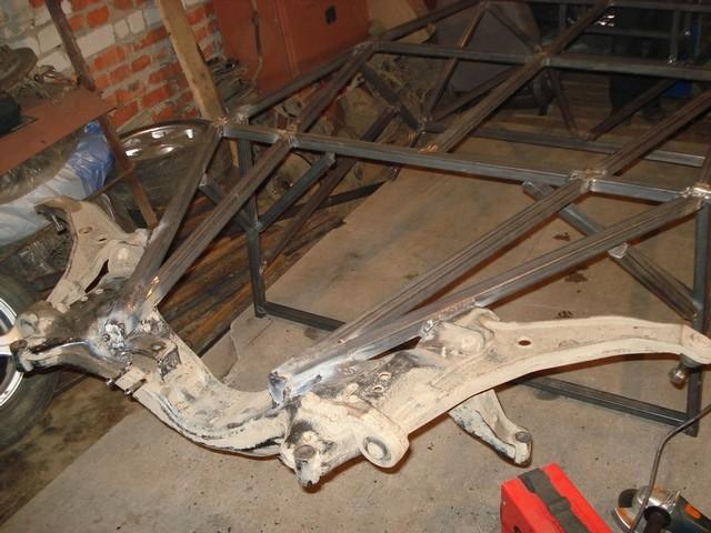 готовый подрамник для двигателя