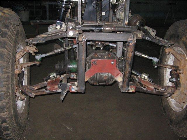 Квадроциклы своими руками самодельные