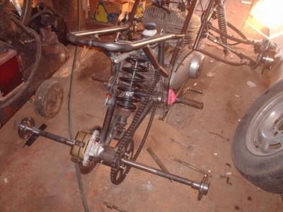 Квадроциклы из ижа своими руками