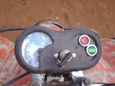 приборы квадроцикла