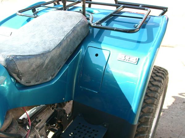 Задний <i>самодельные квадроциклы из оки продажа</i> багажник квадроцикла